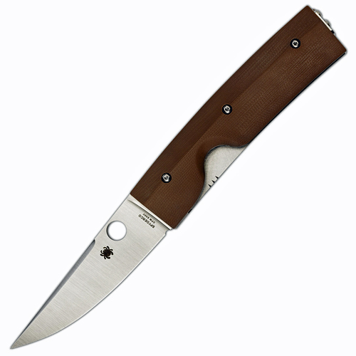Изображен Spyderco Nilakka Brown
