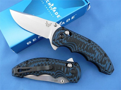 Изображен Benchmade 300-1 Axis Flipper