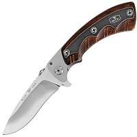 Buck 547 Open Season Folding Skinner