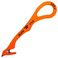 Buck 299 PakLite Strap Cutter Orange