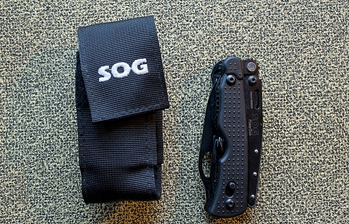 Изображен SOG Power Duo Black
