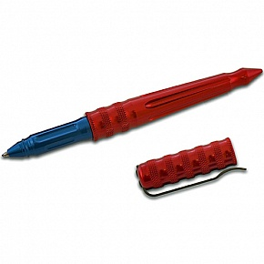 Benchmade 1100 Series Red/Blue синие чернила