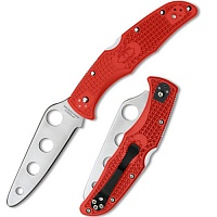 Spyderco Endura 4 Trainer Red